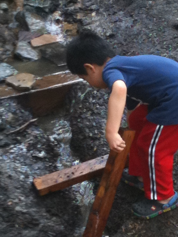 Child Dirt