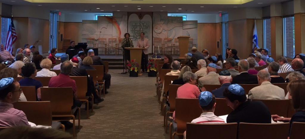 The observance of Shabbat is a central focus of our congregational life. We strive to offer our members a variety of worship experiences and Shabbat programs. All members are welcome to attend any of the services to sample the different ways we make Shabbat part of our weekly lives.