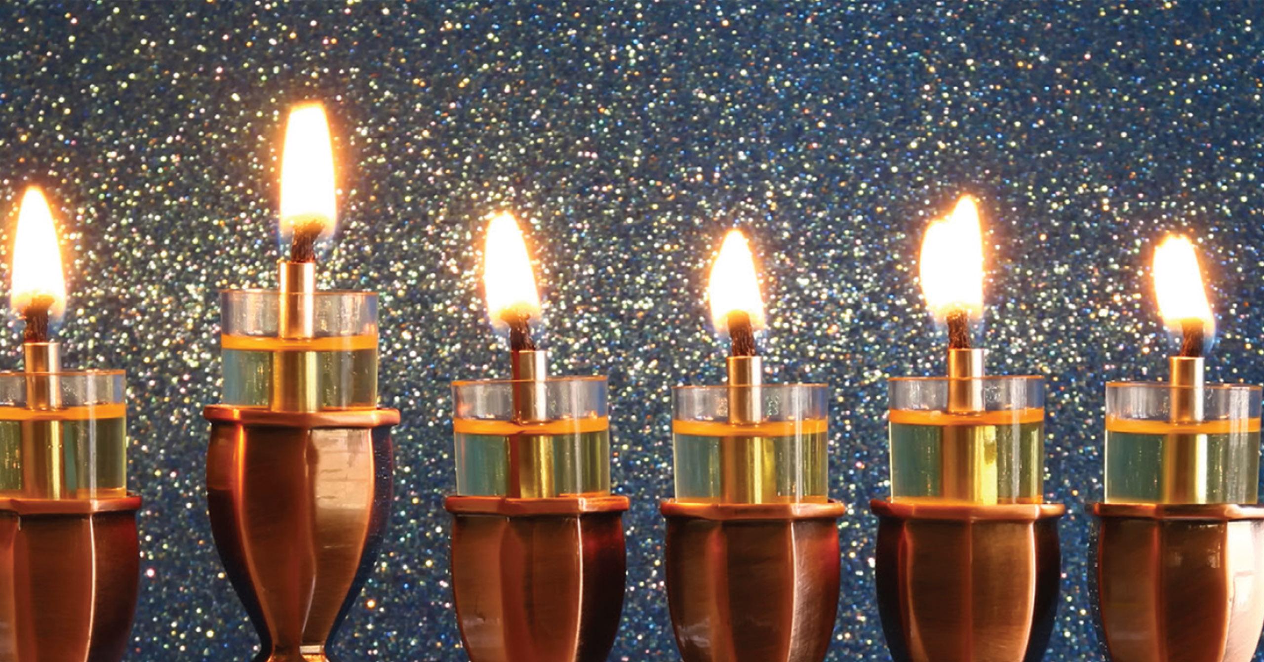 Chanukah Candles 2