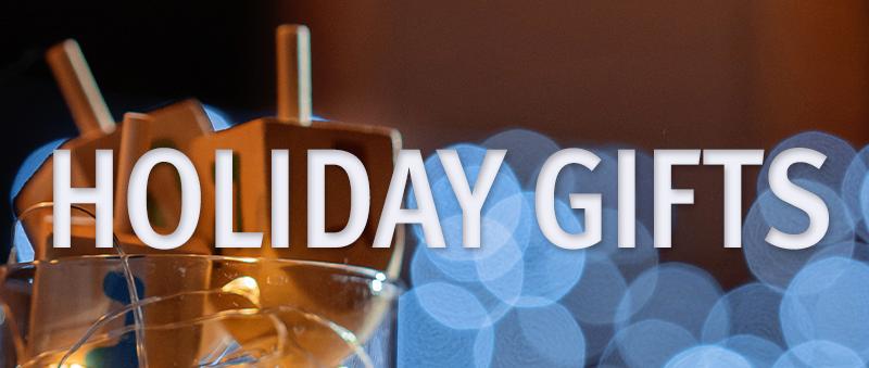 Holiday Gifts Header