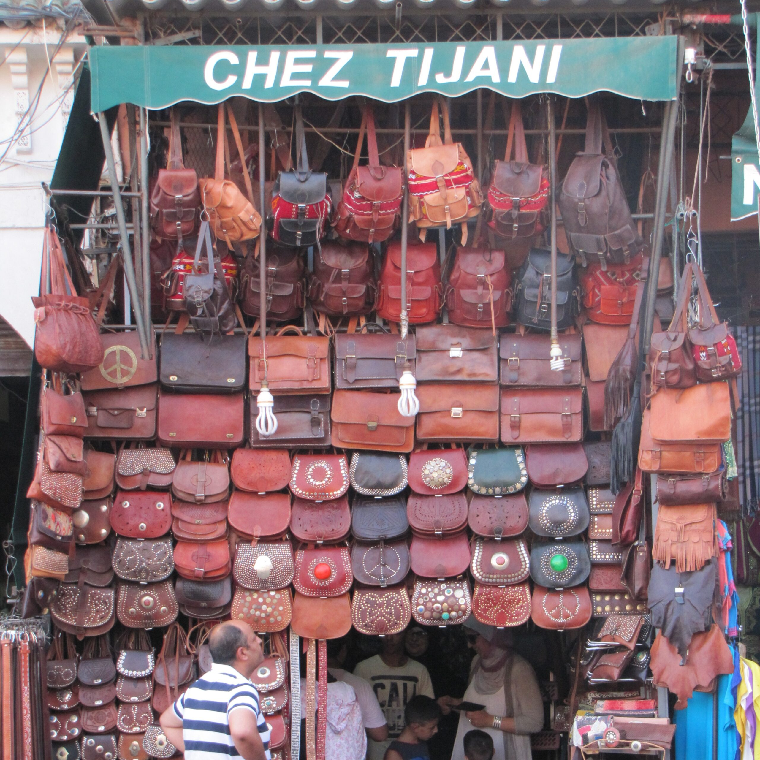 Ottomans, mirrors, leather accessories, jewelry and textiles from Morocco, as well as Nepal, Turkey, Thailand and Tunisia.